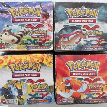 Christmas Gift, Pokemon cards xy box package New arrive pokemon cards 324 pcs/set English Unofficial version card game random send for Kids toys games = 1946196036