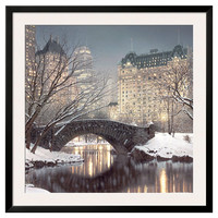 Twilight in Central Park - Art.com