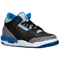 Jordan Retro 3 - Boys' Grade School at Kids Foot Locker