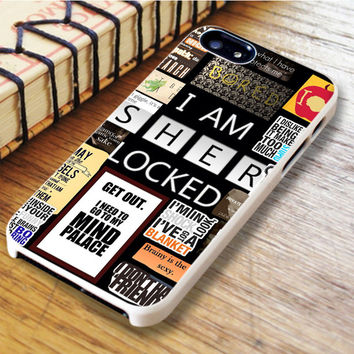 A Bunch Of Sherlock iPhone 6 Case