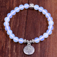 Tree of Life Buddha Beads Bracelet