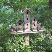 Barnwood Birdhouses, Rustic Birdhouses, Primitive Birdhouses, Functional Birdhouses, Tin Roof Birdhouses, Rusty Roof