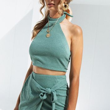 Moss Top - Tops by Sabo Skirt