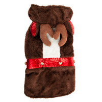 Top Paw® Pet Holiday™ Reindeer Costume