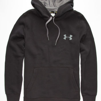 UNDER ARMOUR Rival Mens Hoodie | Sweatshirts