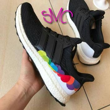 CREY9N Painted Adidas Nmd Trainers Adidas Sneakers Customized Originals Shoes Authentic Women