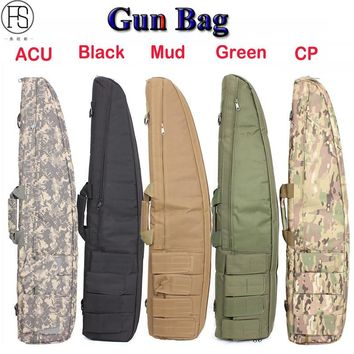 Tactical Gun Bag 118CM Outdoor Military Carry Sport Bags Protection Case Airsoft Shooting Hunting Gun Rifle Accessories Backpack