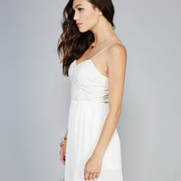Vintage-Inspired Lace Dress | Wet Seal