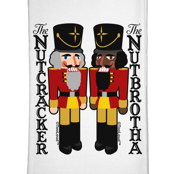 The Nutcracker and Nutbrotha Flour Sack Dish Towels by TooLoud