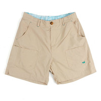 Southern Marsh: Tarpon Flats Fishing Shorts, Audubon