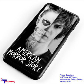 American Horror Story Poster - Personalized iPhone 7 Case, iPhone 6/6S Plus, 5 5S SE, 7S Plus, Samsung Galaxy S5 S6 S7 S8 Case, and Other