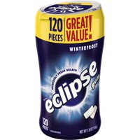 Eclipse Winterfrost Sugarfree Gum, 120 piece bottle - Walmart.com