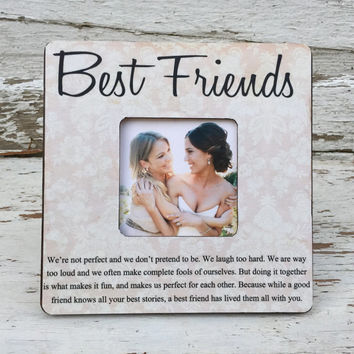 Best Best Friend Picture Frames Products on Wanelo