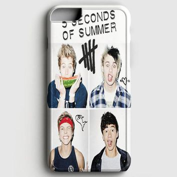 5 Second Of Summer iPhone 6/6S Case