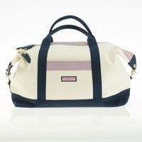 Vineyard Whale Weekender Bag