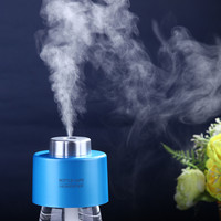 Mini Humidifier DC 5V Office Air Diffuser essential oil diffuser Sticks USB Portable ABS Water Bottle Cap Aroma Mist Maker