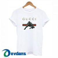 Black Panther Gucci Parody T Shirt Women And Men Size S To 3XL