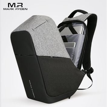 Anti Thief Multi-function USB charging 15inch Laptop /Travel backpack