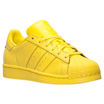 Boys' Grade School adidas Superstar x Pharrell Williams Supercolor Casual Shoes