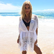 Sun Spritzer Cover Up Tunic Top