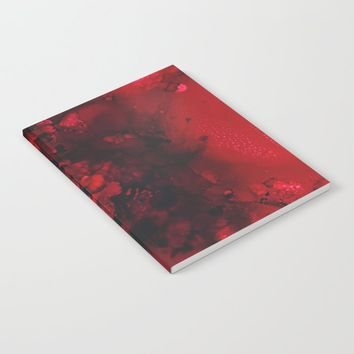 Muladhara (root chakra) Notebook by duckyb