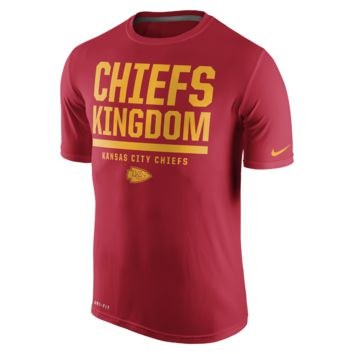 Nike Local Legend Verbiage (NFL Chiefs) Men's Training Shirt