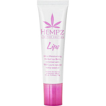 Limited Edition Lips Ultra Moisturizing Herbal Lip Balm