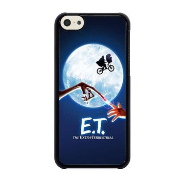 e t alien iphone 5c case cover  number 1