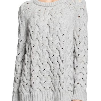 Vince Camuto Chunky Cable Sweater | Nordstrom