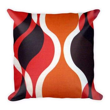 Pillow - Retro Pattern