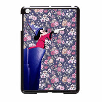 Mickey Mouse The Wizard Floral Vintage iPad Mini Case