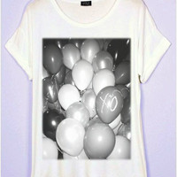 The Weeknd XO Balloons T-Shirt
