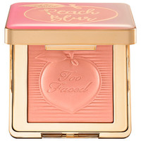 Peach Blur Translucent Smoothing Finishing Powder – Peaches and Cream Collection - Too Faced   Sepho