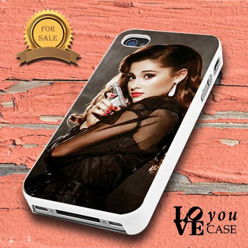 Ariana Grande (2)  for iphone, ipod, samsung galaxy, HTC and Nexus PHONE CASE