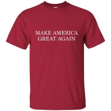 Make America Great Again G200 Gildan Ultra Cotton T-Shirt