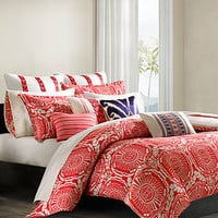 Echo Cozumel Comforter and Duvet Cover Sets
