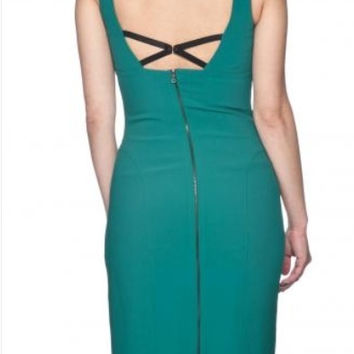 Nwt Narciso Rodriguez Sheath Dress (Narcisco Rodriguez)