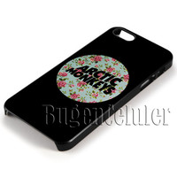 Arctic Monkeys flowers Cover - iPhone 4 4S iPhone 5 5S 5C and Samsung Galaxy S3 S4 S5 Case