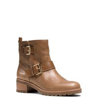 Gretchen Leather Ankle Boot | Michael Kors