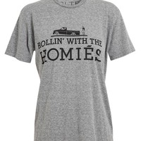 BRIAN LICHTENBERG | Unisex: Homies Cotton T-Shirt | Browns fashion & designer clothes & clothing