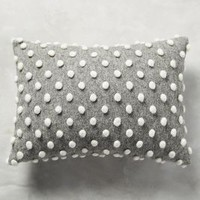 Woolen Pom Pillow by Anthropologie