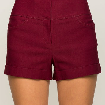 Lucy Highwaist Shorts