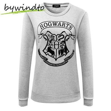 ESBONHC 2016 Autumn New Pullover Hoodies unisex Harry Potter Sweatshirt for Boys and Girls sweatshirts homme Free Shipping Hot Sale