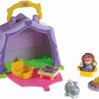 Fisher-Price Little People Play 'n Go Campsite