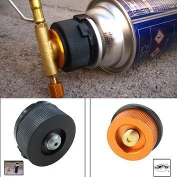 2016 Hot Sale! Outdoor Camping Hiking Stove Adaptor Conversion Split Type Gas Furnace