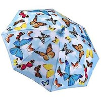 Kids Butterflies Umbrella