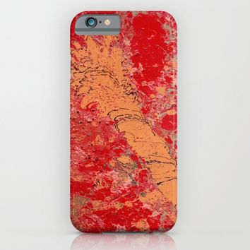 Mars iPhone & iPod Case by Maz74