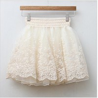 magicings — White Skirt