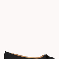 FOREVER 21 Darling Bow Flats
