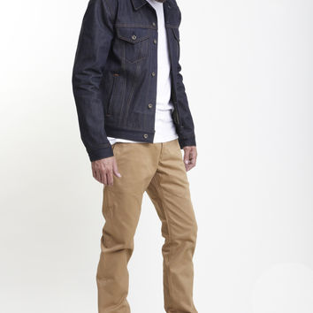 The Tapered Selvage Chino
